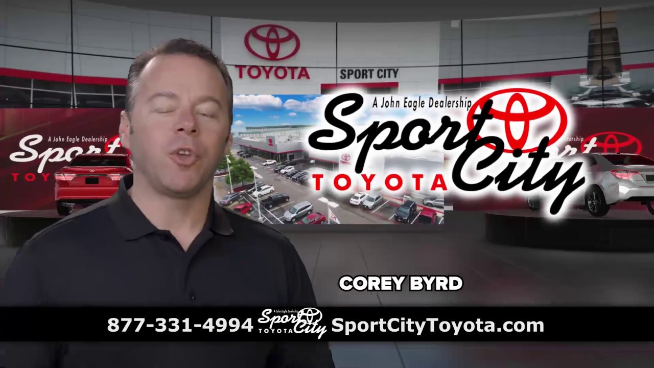 Summer Starts At Sport City Toyota!