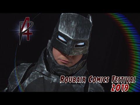 [CMV] Roubaix Comics Festival 2019 cosplay video