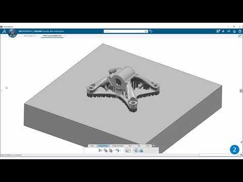 Dassault Systemes Additive Manufacturing Print To Perform