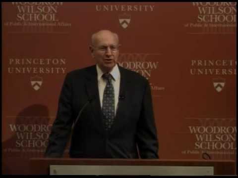 "Thomas Pickering - ""Iran's Nuclear Program: Can Diplomacy Help?"""