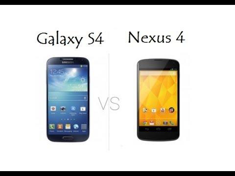 Galaxy S4 vs Nexus 4 e Flappy Bird / Comparativo Rápido / DavidTecNew