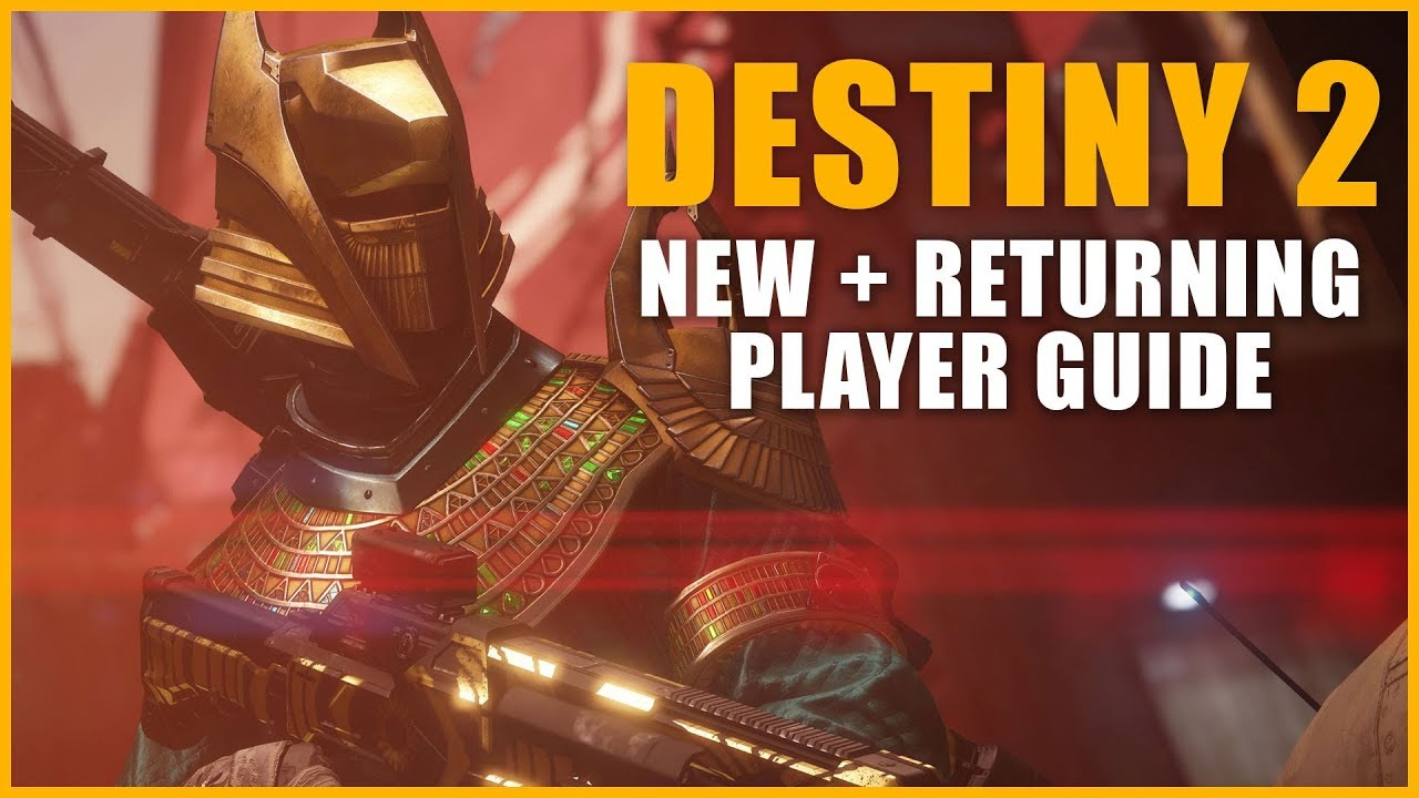 Why You Should Start Playing Destiny 2 Right Now (New + Returning Player Guide)