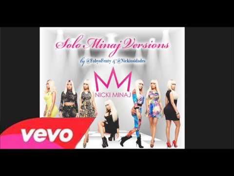 Nicki Minaj - Beez In The Trap (Solo Version)