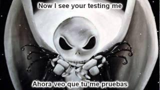 Pushing Me Away- Linkin Park (con subtitulos en inglés-español)