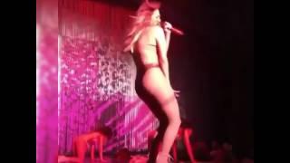 Jennifer Lopez Ass Dancing In Sexy Thong