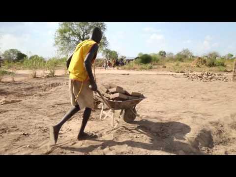 Community development project in South Sudan