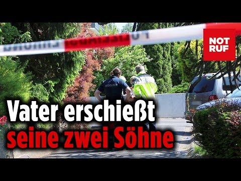 Familientragödie in Saarbrücken – Vater erschießt seine zwei Söhne