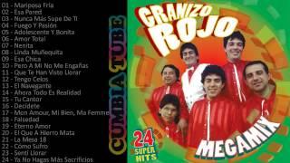 Granizo Rojo - Megamix Enganchados