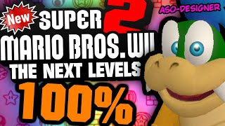 New Super Mario Bros. Wii 2: The Next Levels [Part 1]