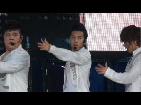 [fancam] 100828 Super Junior SS3 in Qingdao 『 SUPER GIRL 』 Forcus Sungmin