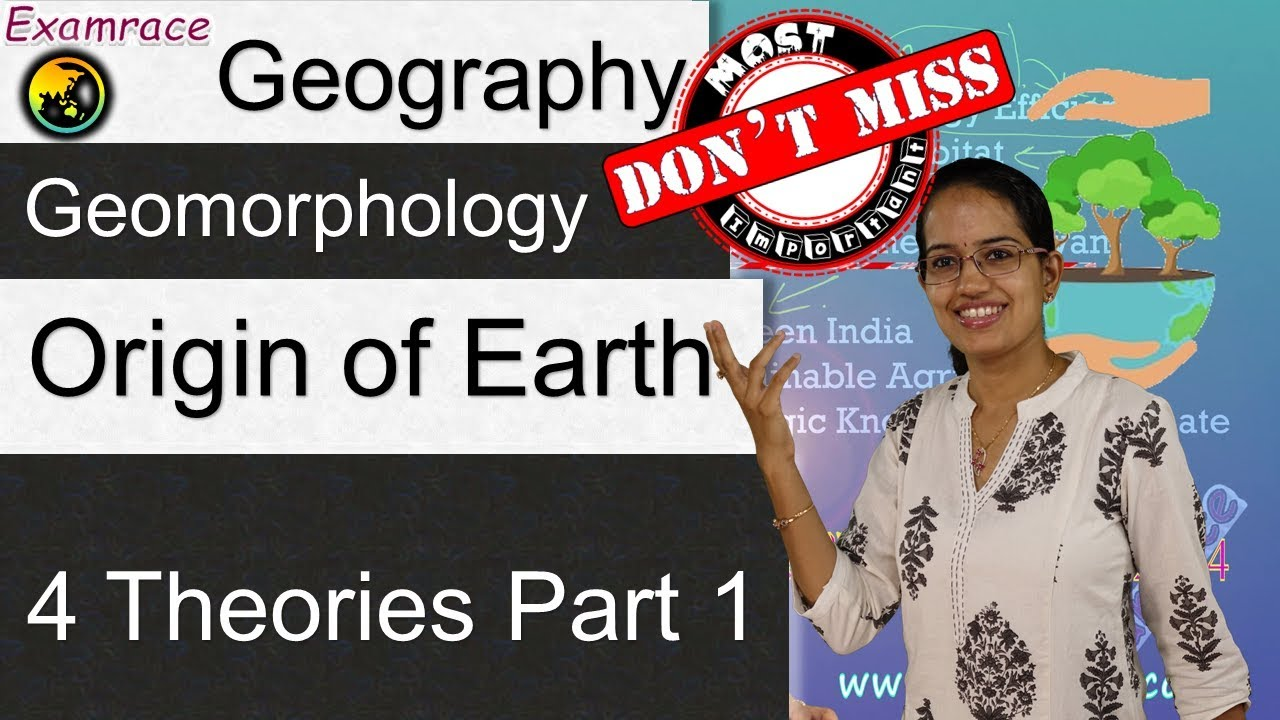 different theories of earths history