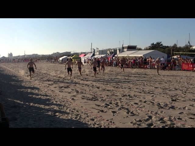 Beach Sprint - Rescue 2014 Interclub - A Final