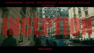 Inception soundtrack - Vitaliy Zavadskyy