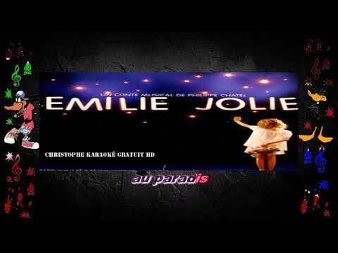 Julien Clerc   Emilie Jolie karaoké