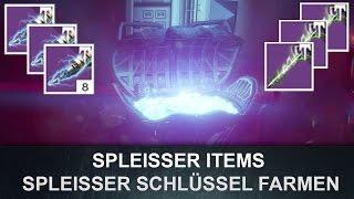 Destiny: Spleisserschlüssel & Überwachungsrelais (Deutsch/German)