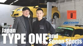 Exclusive Visit of Spoon Sports Japan & Type One - Signing their Wall! - PerformanceCars