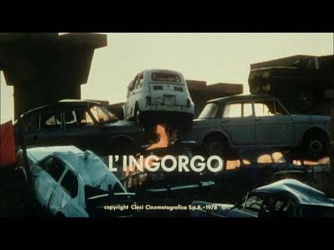 L'ingorgo – Una storia impossibile 1979 Ugo Tognazzi, Alberto Sordi, Marcello Mastroianni