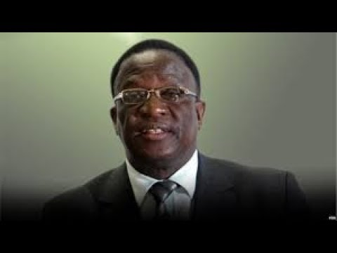 President E. D. Mnangagwa Inauguration ~ Prophecy Confirmation