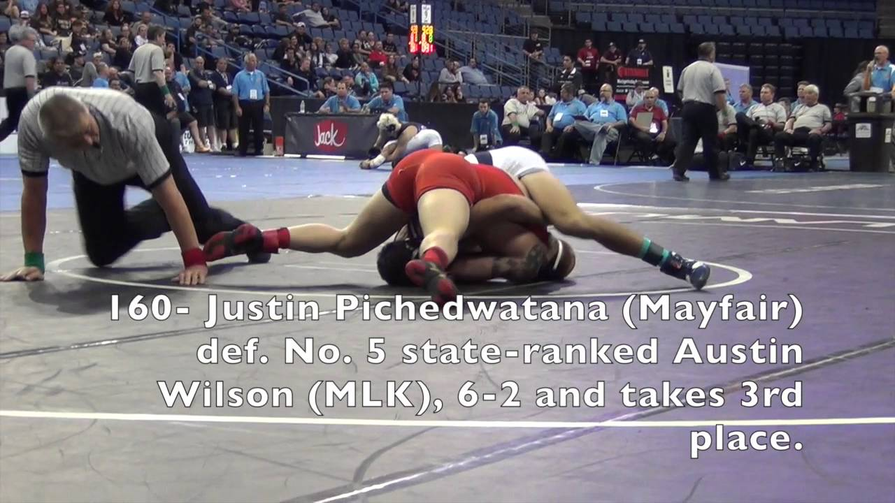 Cif Southern Section Masters Wrestling Meet 02 27 16 Youtube