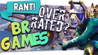 """😨 Overrated """"Battle Royale"""" Over-saturation? 