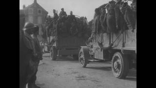 Occupation of Chateau Thierry (Pas Fini) Sector, June 18 - July 14, 1918, 3rd and 26th Divisions