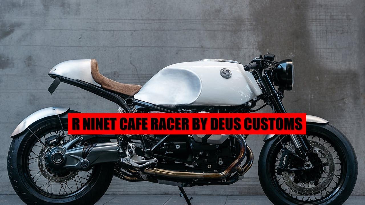 white masculine r nine t cafe racer by deus customs. Black Bedroom Furniture Sets. Home Design Ideas