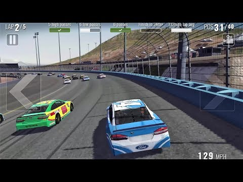 NASCAR Heat Mobile Android Gameplay