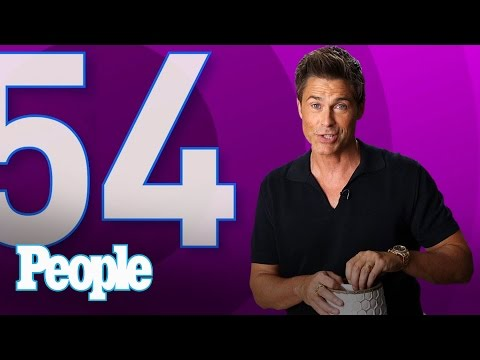 Rob Lowe Reveals The First Thing He Bought with His Actor Salary | Chatter | People