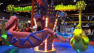 LEONARDO:  IAAPA Best New Product
