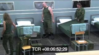 Виктория Боня материт солдат
