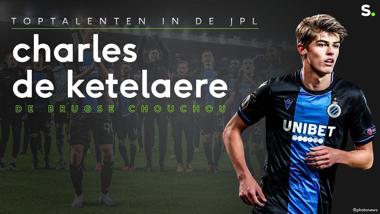Charles De Ketelaere - De Brugse Chouchou | Toptalenten in ...