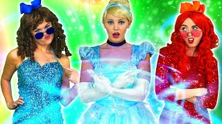 Baixar MARRY CINDERELLA OR STEPSISTER? WHO WILL PRINCE CHARMING CHOOSE? Totally TV Parody