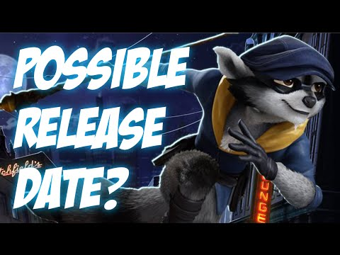 Possible SLY COOPER MOVIE Release Date? Leaked?