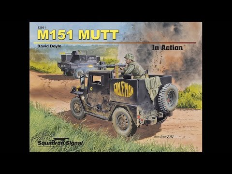 M151 MUTT In Action