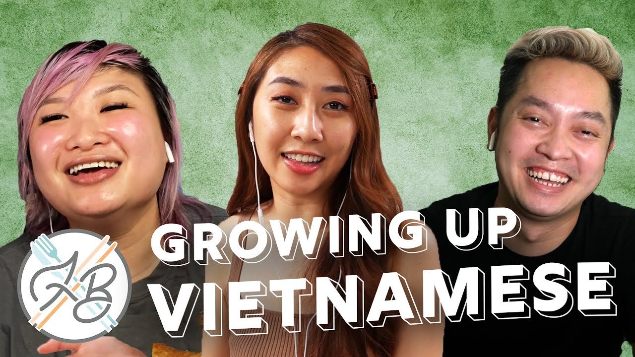 Download Growing Up Vietnamese American (ft. JRodTwins, FoodWithMichel, FoodWithSoy) - Lunch Break!