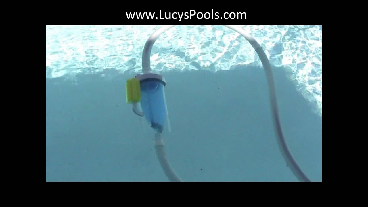 how to make your pool vac leaf canister float youtube. Black Bedroom Furniture Sets. Home Design Ideas