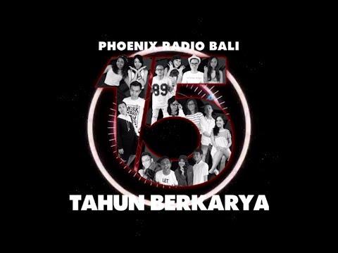 Phoenix Radio Bali Ulang Tahun  ke 15