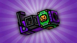 Pixel Gun 3d - Pumpkin Thrower Up1 [review]
