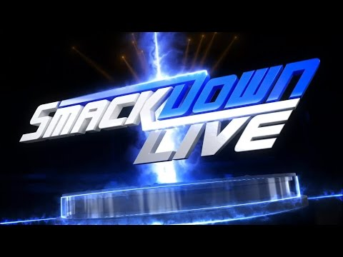 Watch the updated opening for SmackDown Live