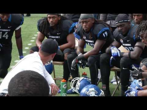 Indiana State University Homecoming vs. MSU Highlights (October 1, 2016)