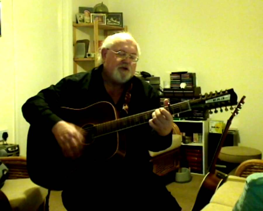 12-string Guitar: Bruton Town (Including lyrics and chords) - YouTube