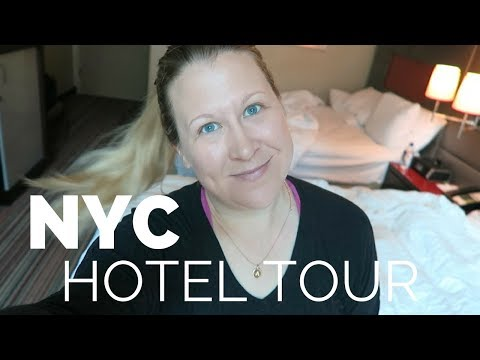 NEW YORK CITY HOTEL TOUR! 🗽🚖 // Where I Stay In NYC