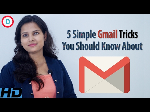 5 Simple Gmail Tricks In Hindi   You Should Know About & Use