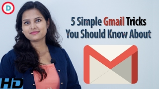5 Simple Gmail Tricks In Hindi | You Should Know About & Use