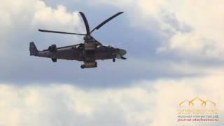 Потрясающие полеты и стрельба военных вертолетов(Армия 2016. Полигон Алабино. Полная версия здесь - http://journal-otechestvo.ru/, 2016-09-15T23:26:00.000Z)