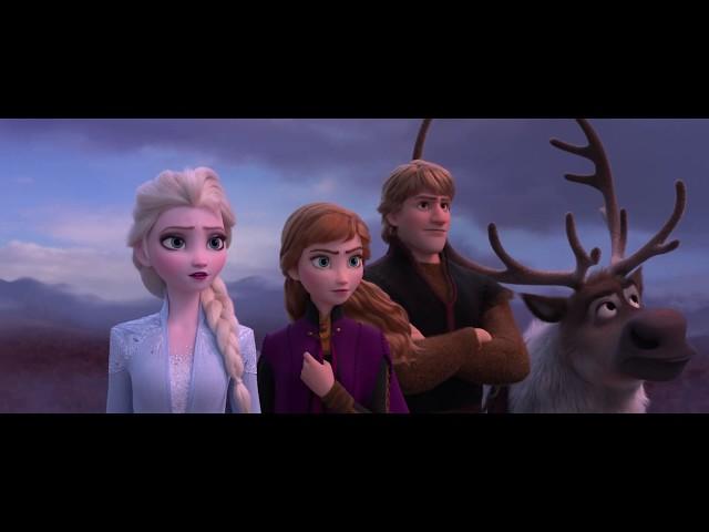 《冰雪奇緣2》前導預告! 今年11月,敬請期待!