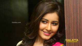 Raashi Khanna in a cop role again