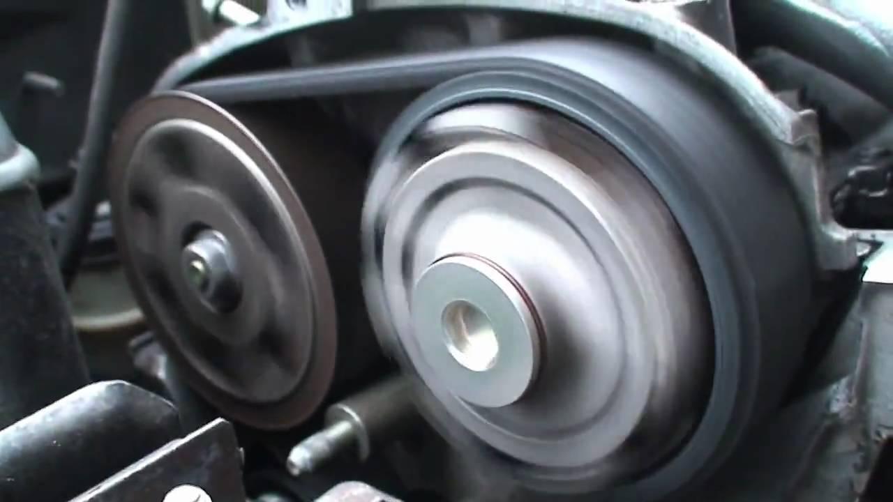 Clio F4R (172/182) Waterpump/Alternator Failure? by f0xy