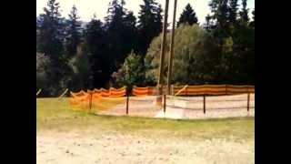 Obří houpačka - BIG SWING