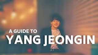a guide to: yang jeongin